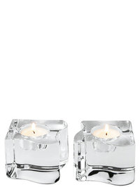 Puzzle Votive candle holders
