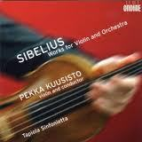 Jean Sibelius - Works for Violin and Orchestra
