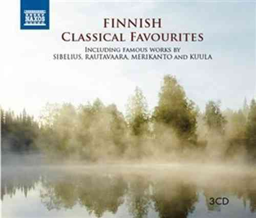 Finnish Classical Favourites (3 CD)